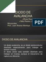 Diodo de Avalancha