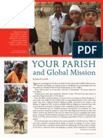 Your Parish and Global Mission