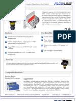 FlowLine Level Switch Sensors Switch-Tek LP50 Data Sheet
