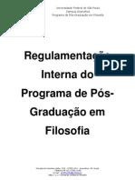 Regulamentacao Interna do Programa de Pos-Graduacao em Filosofia.pdf