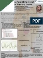 Capturing Patient Data in Small Animal Veterinary Practice