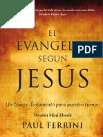 El Evangelio Segun Jesus - Paul Ferrini