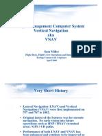 How VNAV Works