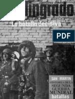San Martin Libro Batalla 04 Stalingrado La Batalla Decisiva