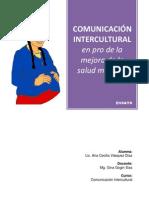 ENSAYO+COMUNICACIÓN+INTERCULTURAL