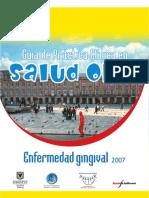 Guía de práctica clínica En salud oral - Enfermedad Gingival