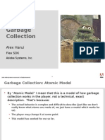 Garbage Collection in Flash - The Atomic Model