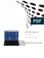 JD730 Power Sensor JDPM Operating Guide R1.4