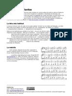 Como Hacer Musica III Ficha5 Las Mananitas