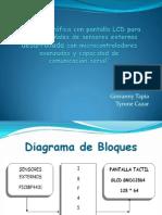 presentación interfaz grafica