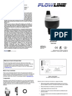 FlowLine Level Transmitter Ultrasonic EchoPod DL10 Quick Start