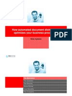 SAP Documents Management and Distribution