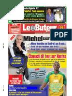 LE BUTEUR PDF du 26/03/2009