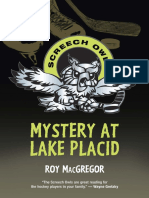 Screech Owls 1 - Mystery at Lake Placid
