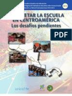 Completar la Escuela en Centroamérica