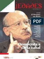 VARIEDADES-21 = Demòcrata a carta cabal ( Paniagua) (2006)
