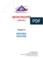 Chapter 6 - Industrial Pollution