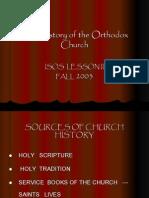New Volume History of Orthodoxy