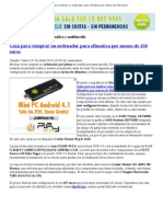 Guía para comprar un ordenador para ofimática por menos de 450 euros