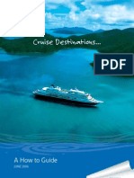 Cruise Destinations a How to Guide