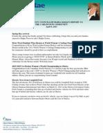 Maria McRae Report to Carlington Community April 2013