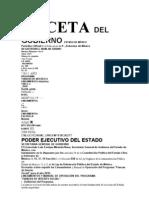 GACETA DEL GOBIERNO ESTADO DE MÉXICO (2)