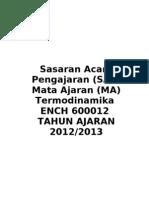 Sap TERMO 2012 s1 Reg