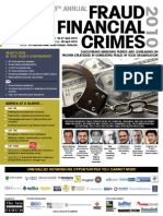 8th Annual Fraud and Financial Crimes Conference by the Asia Business Forum