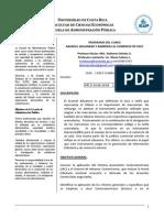 XP-0501 Arancel Aduanero y Barreras Al Comercio Internacional Grupo01-I-2012
