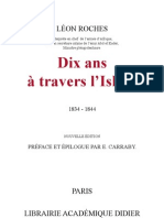 Roches_Dix ans à travers l'Islam