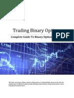 Trade Binary Options