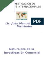 IMI - Clase 1 (Pceso de Inv)