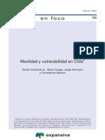 Movilidad y Vulnerabilidad en Chile