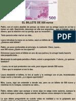 El Billeted e 500 Euros