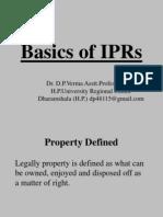 Dr. Verma IPR 97-03