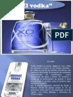 Presentacion Del Vodka