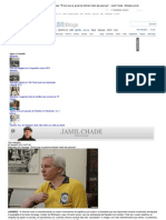 """Entrevista com Assange_ """"É bom que os governos tenham medo das pessoas"""" - Jamil Chade - Estadao.com"""