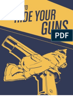 How to Hide Your Guns