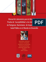 _Manual_Laboratorio de Microbiologia de Suceptibilidad a Los nos y de Bacteriasd