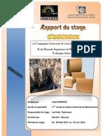 Stage CMCP Kenitra-Maroich Said