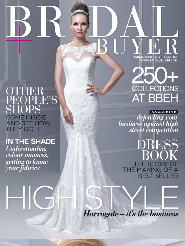 Bridal Buyer - March-April 2013  4b9ab04cb29b