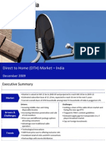 Direct to Home DTH Market