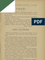 Reclams de Biarn e Gascounhe. - Yéné 1905 - N°1 (9e Anade)
