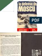 San Martin Libro Batalla 09 La Defensa de Moscu