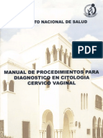 009-Manual Diagnostico Cervico PERU