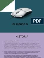 Funcionamiento Mouse