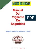 Manual del Vigilante de Seguridad- RESUELVE TUS DUDAS DE FORMA CLARA Y RÁPIDA