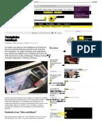 Facebook, Applis, Des Outils Pour Frauder Dans Les Transport