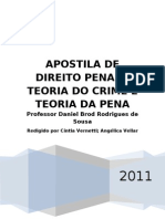 Apostila de Penal Completa - 1º e 2º Semestre