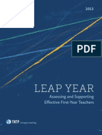 Leap Year by TNTP